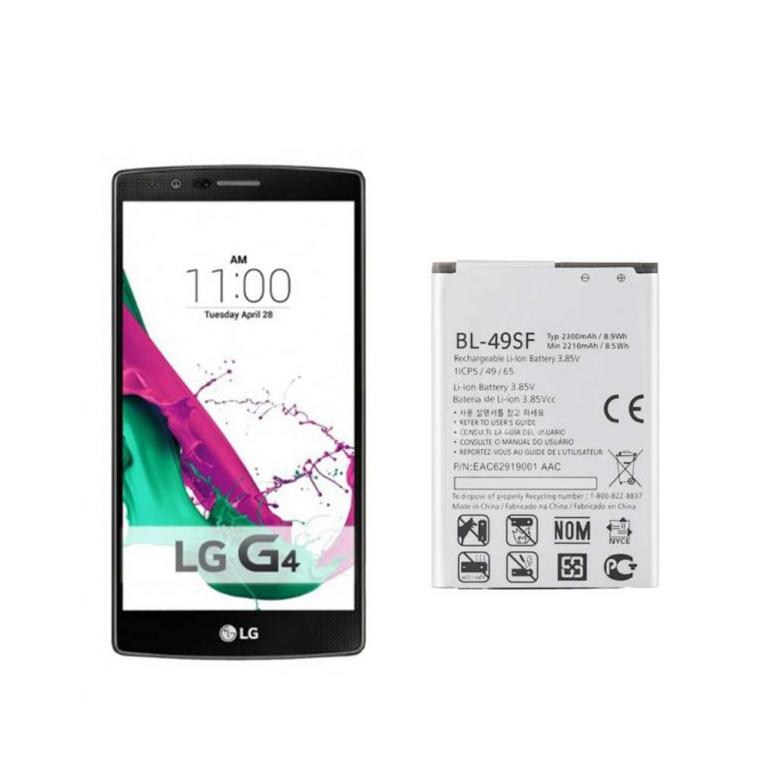 باتری گوشی ال جی LG G4 Beat – BL-49SF