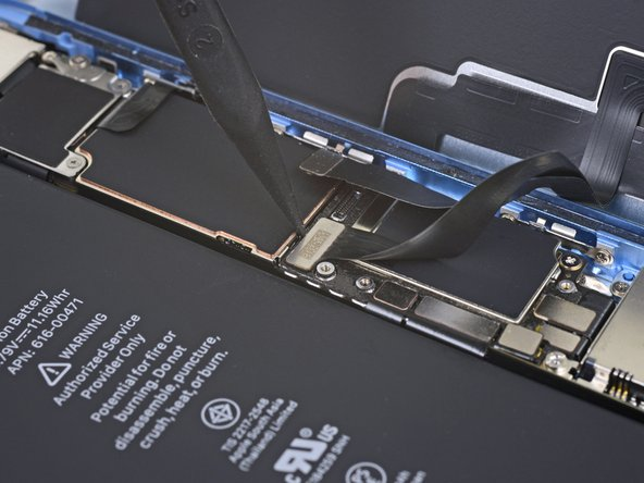تعویض باتری آیفون XR - مرحله 16