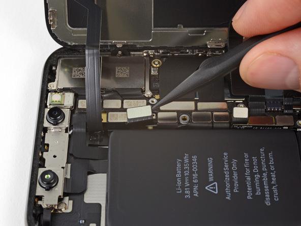 تعویض باتری آیفون X - مرحله 17