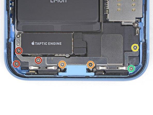 تعویض باتری آیفون XR - مرحله 20