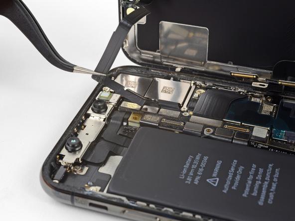 تعویض باتری آیفون X - مرحله 20.2