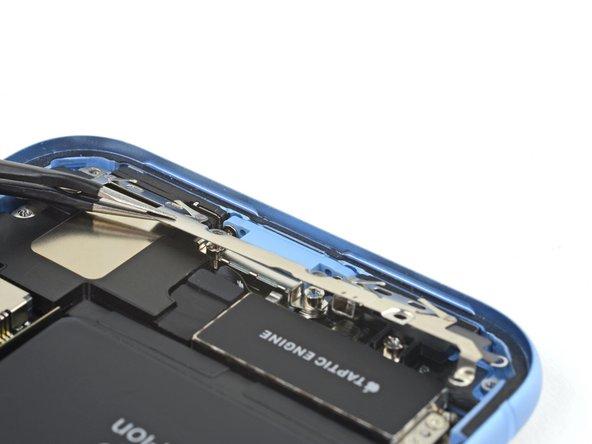 تعویض باتری آیفون XR - مرحله 21