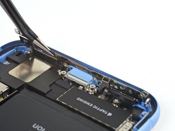 تعویض باتری آیفون XR - مرحله 21.1