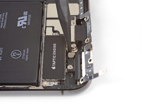 تعویض باتری آیفون X - مرحله 24