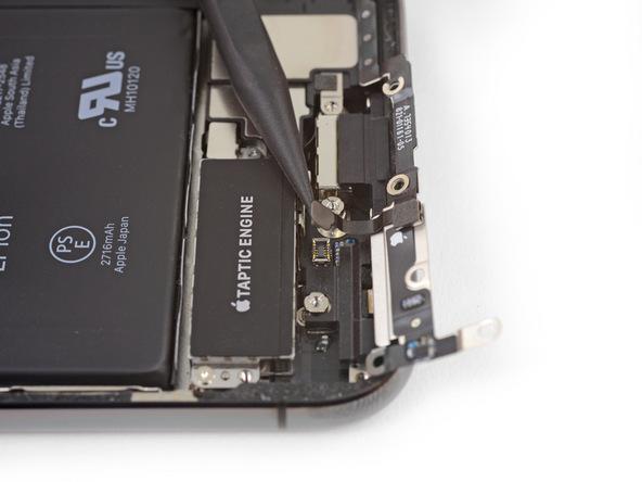 تعویض باتری آیفون X - مرحله 24.1