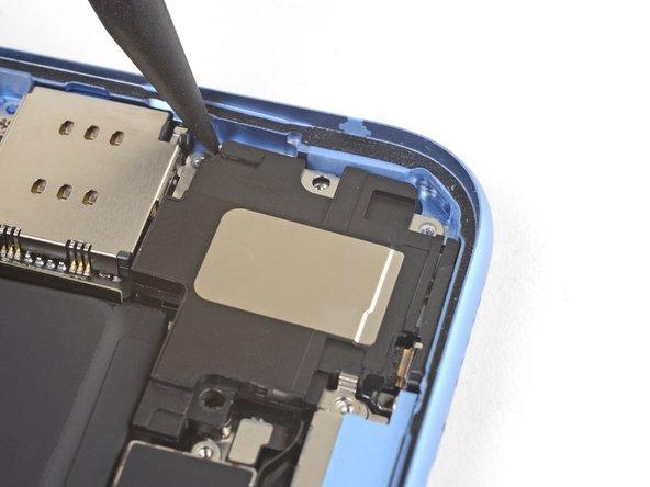 تعویض باتری آیفون XR - مرحله 27
