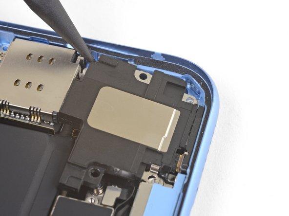 تعویض باتری آیفون XR - مرحله 27.1