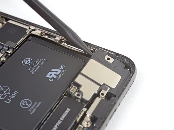 تعویض باتری آیفون X - مرحله 27.1