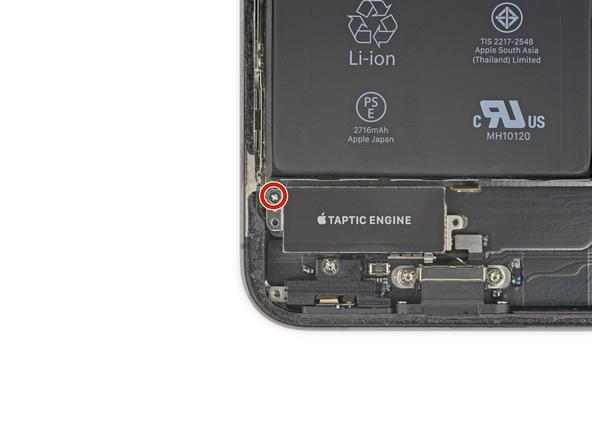 تعویض باتری آیفون X - مرحله 30