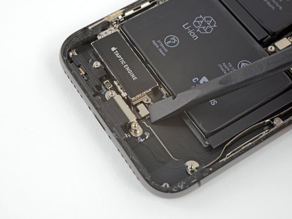 تعویض باتری آیفون X - مرحله 31
