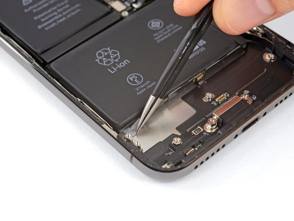 تعویض باتری آیفون X - مرحله 33.1