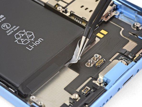 تعویض باتری آیفون XR - مرحله 35.1