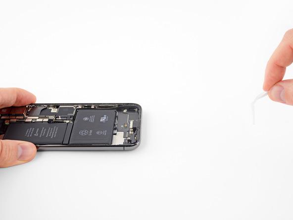 تعویض باتری آیفون X - مرحله 35.2