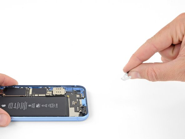 تعویض باتری آیفون XR - مرحله 36.2