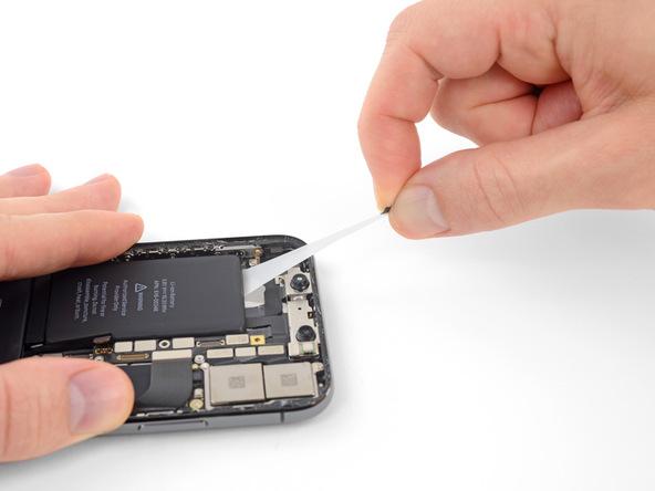 تعویض باتری آیفون X - مرحله 39.1