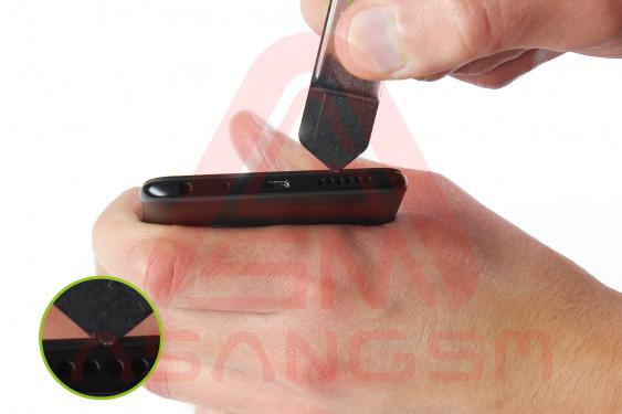 آموزش تعویض حسگر اثر انگشت شیائومی ردمی نوت 5 - مرحله 3