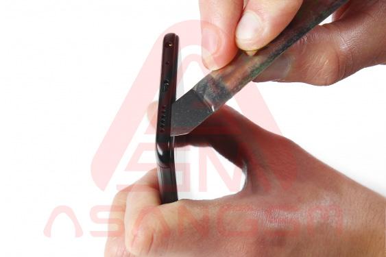 آموزش تعویض حسگر اثر انگشت ردمی نوت 5 - مرحله 3.1