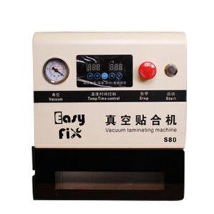 دستگاه پرس گلس EasyFix S80