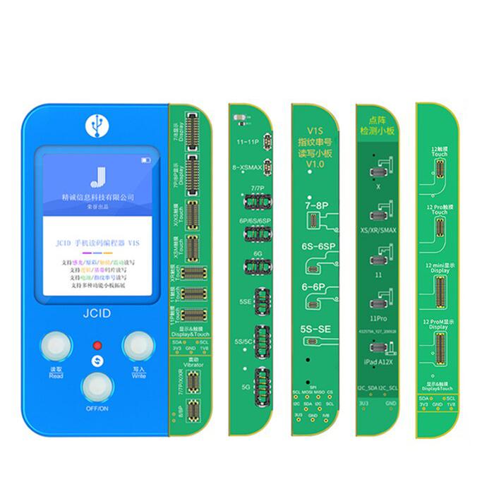 پروگرامر 5 ماژول JC V1S مناسب گوشی های آیفون 5 تا 12 پرومکس