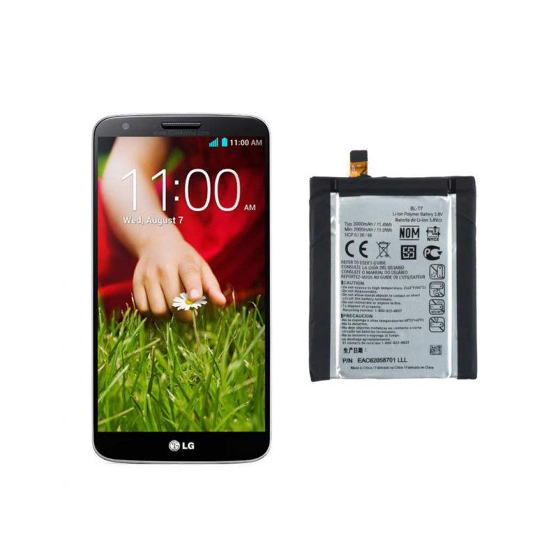 باتری گوشی ال جی LG G2 – BL-T7