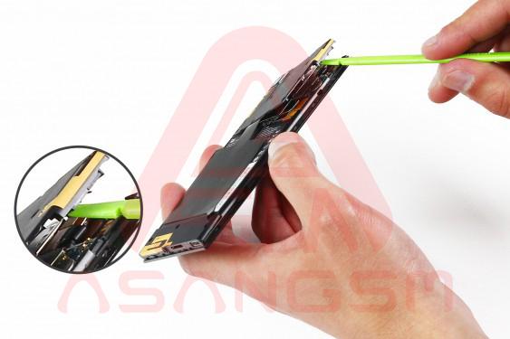 آموزش تعویض باتری Mi 3 - مرحله 8.1
