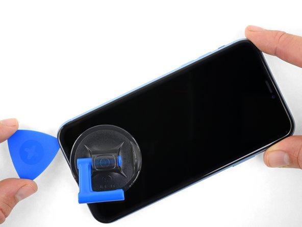 تعویض باتری آیفون XR - مرحله 7