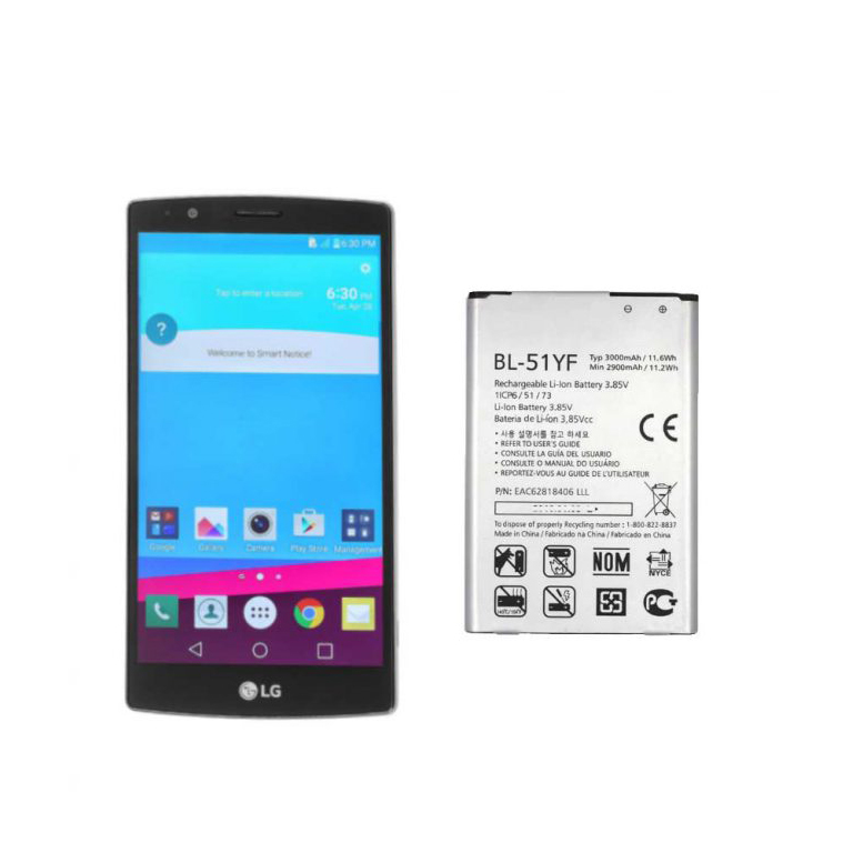باتری گوشی ال جی LG G4 – BL-51YF