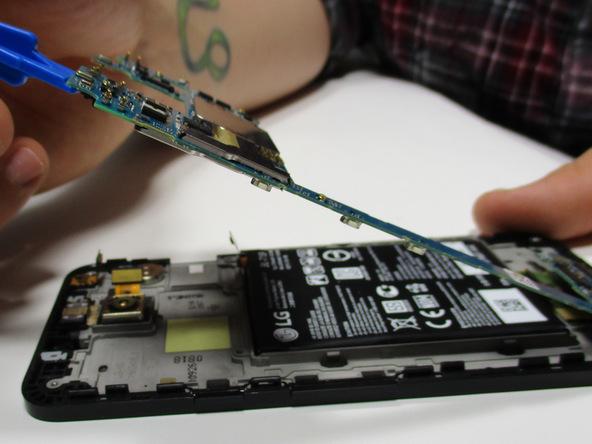 تعویض تاچ ال سی دی Nexus 5X - مرحله 7.1