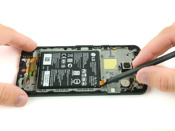 تعویض تاچ ال سی دی Nexus 5X - مرحله 8