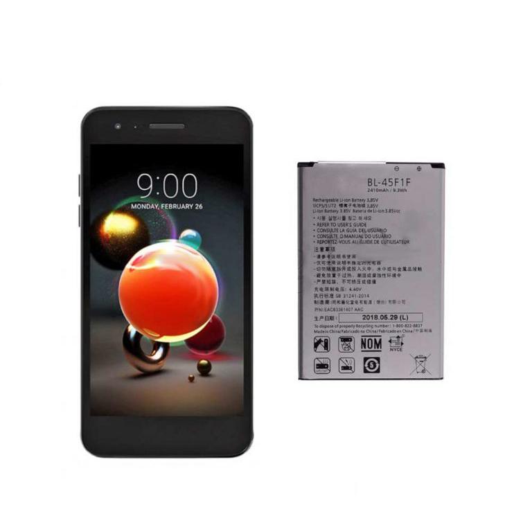 باتری گوشی ال جی  LG K8 2018 BL-45F1F