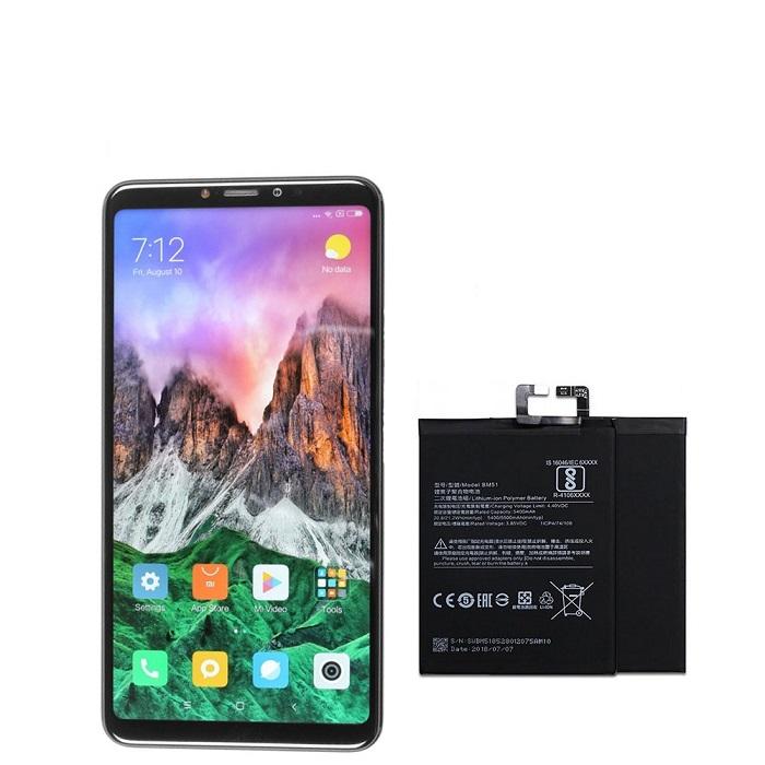 باتری گوشی شیائومی Mi Max 3 – BM51