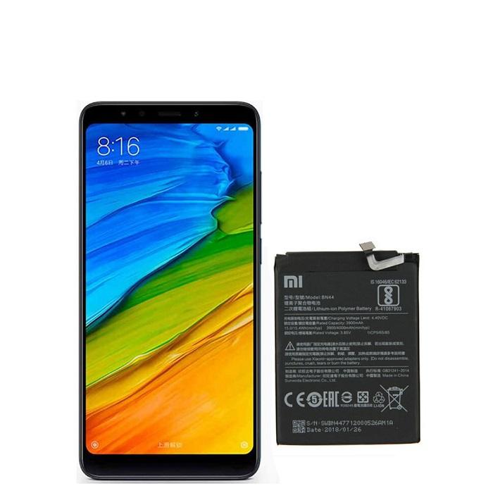 باتری گوشی شیائومی Redmi 5 Plus / Redmi Note 5 – BN44