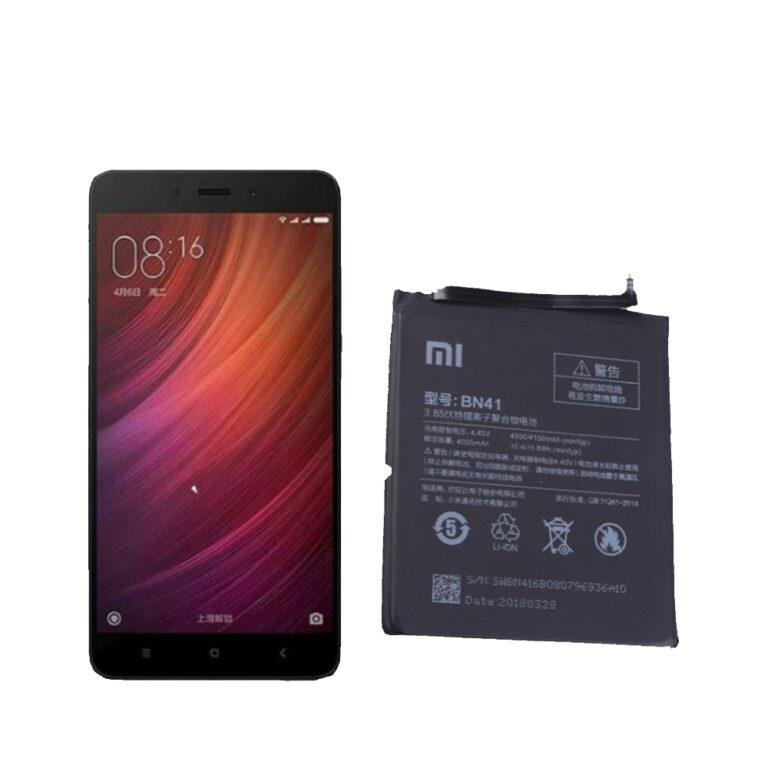 باتری گوشی شیائومی Redmi Note 4 (MediaTek) – BN41