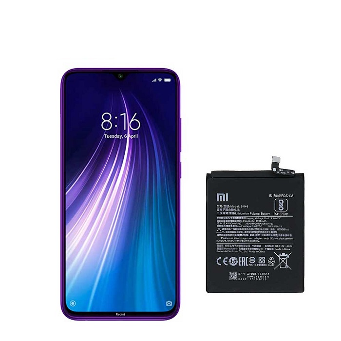 باتری گوشی شیائومی Redmi Note 8 – BN46