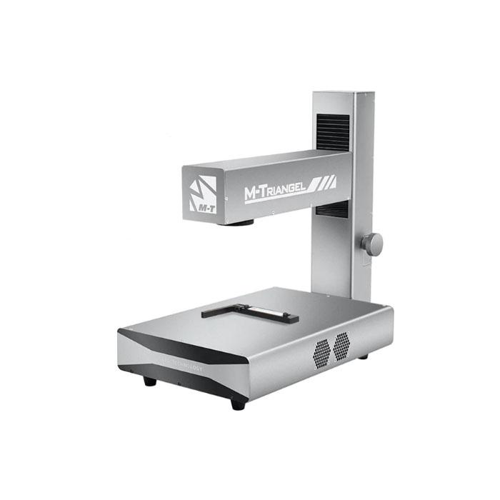 مینی دستگاه لیزر M-TRIANGEL MI ONE تمام اتوماتیک مناسب جداکردن قاب پشت گوشی موبایل