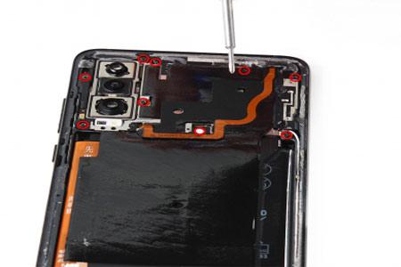 تعویض بلندگوی داخلی گوشی هواوی P30