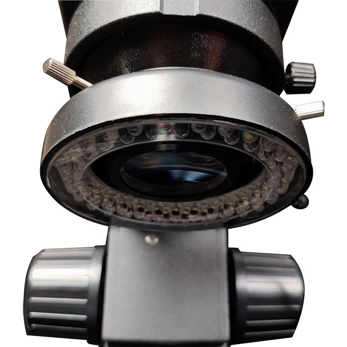لوپ سه چشم دیجیتال EasyFix EF100 با بزرگنمایی ۵۰X مناسب تعمیرات موبایل