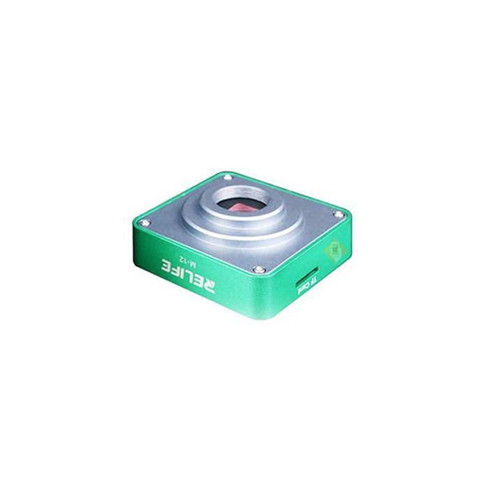 دوربین لوپ 38 مگاپیکسلی ریلایف M-12 با خروجی HDMI مناسب لوپ های سه چشم