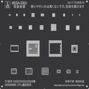شابلون Mega Idea MSM8996