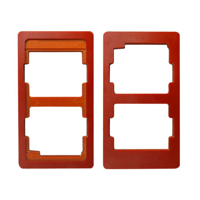 قالب و شابلون سامسونگ J800 مناسب تعویض و تنظیم گلس گوشی های موبایل