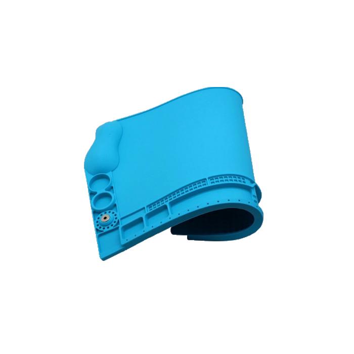 پد نسوز سه بعدی سیلیکونی مگنتی Easyfix مناسب نگه داری قطعات گوشی موبایل