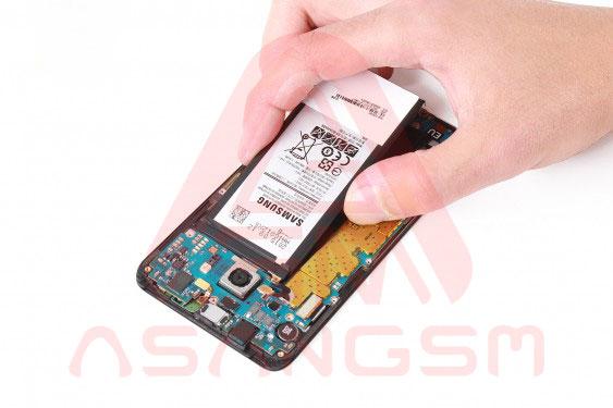 تعویض باتری S6 Edge پلاس - مرحله 11