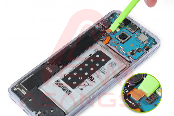 تعویض باتری S8 پلاس - مرحله 11