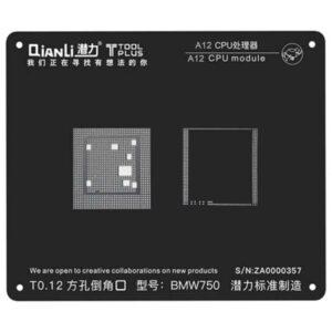 شابلون دو بعدی کیانلی QIANLI 2D A12 plus CPU