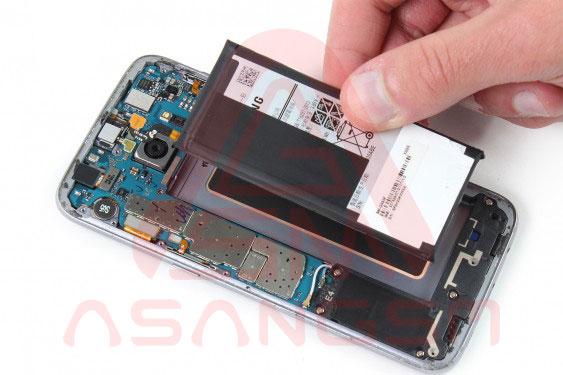 تعویض باتری S7 Edge - مرحله 14.1