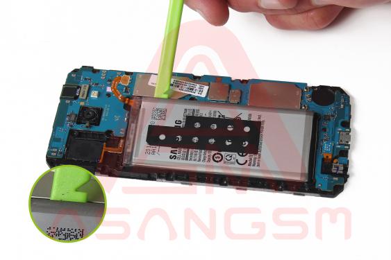 آموزش تعویض باتری J6 - مرحله 19.2