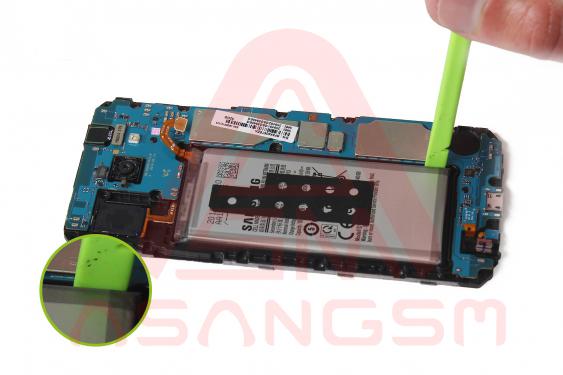آموزش تعویض باتری J6 - مرحله 19.1