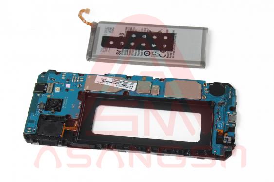 آموزش تعویض باتری J6 - مرحله 20