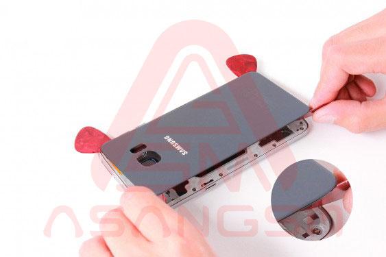 تعویض باتری S6 Edge پلاس - مرحله 5