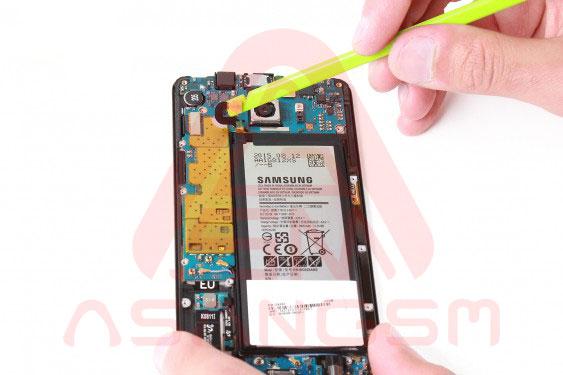 تعویض باتری S6 Edge پلاس - مرحله 8.1